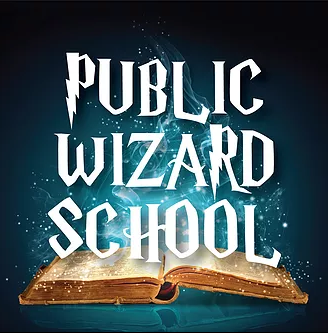 Public Wizard School - Xscape in Time