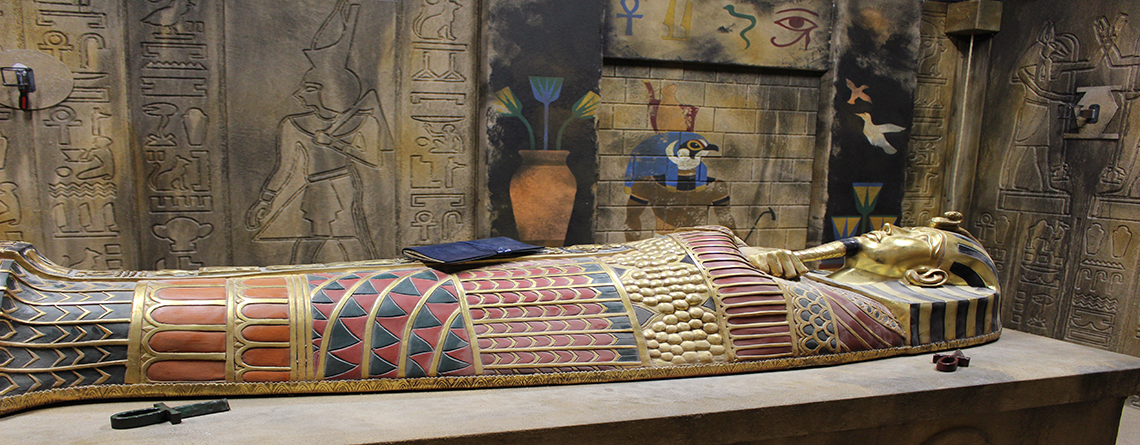 Tomb of the Pharaoh
