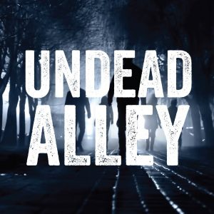 Undead Alley escape room